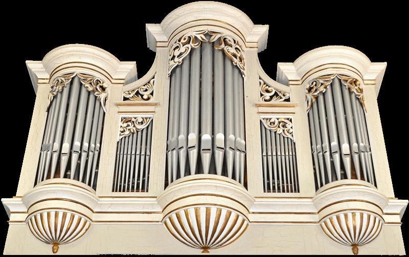 Orgelrettung Kirche Mitling Mark