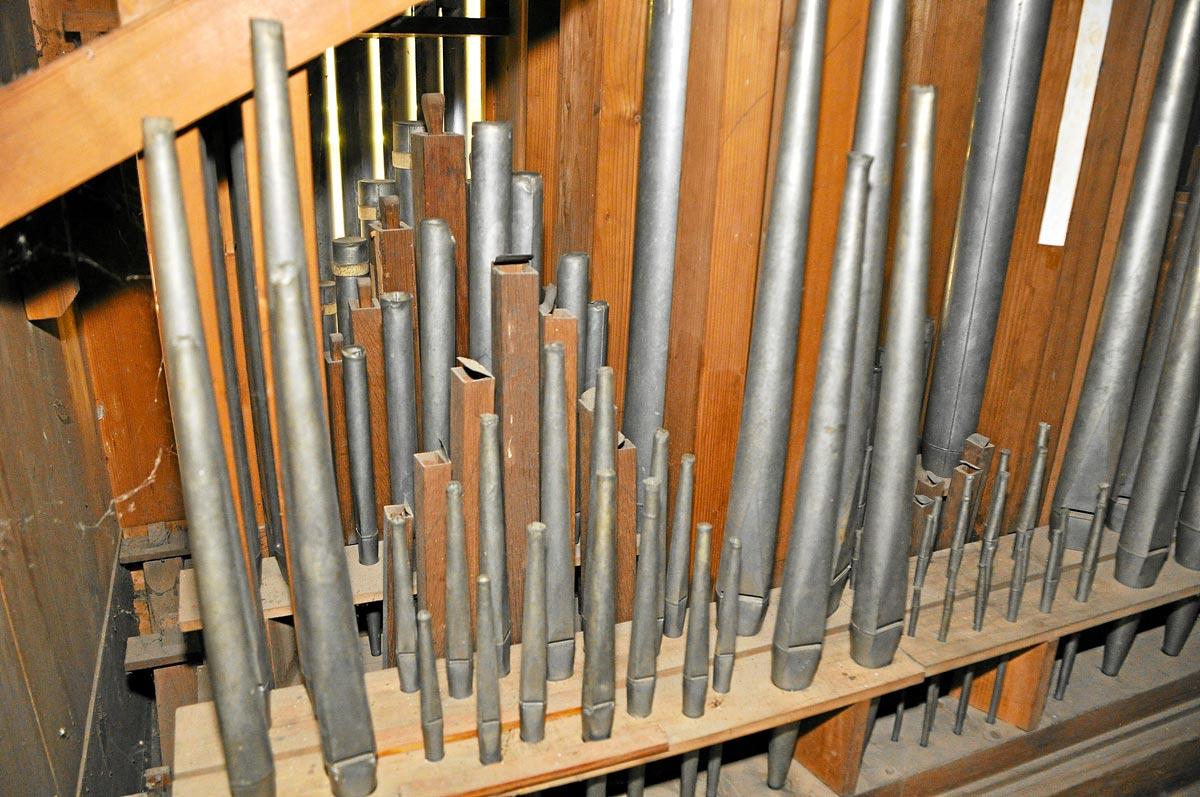 Orgelrettung Kirche Mitling-Mark