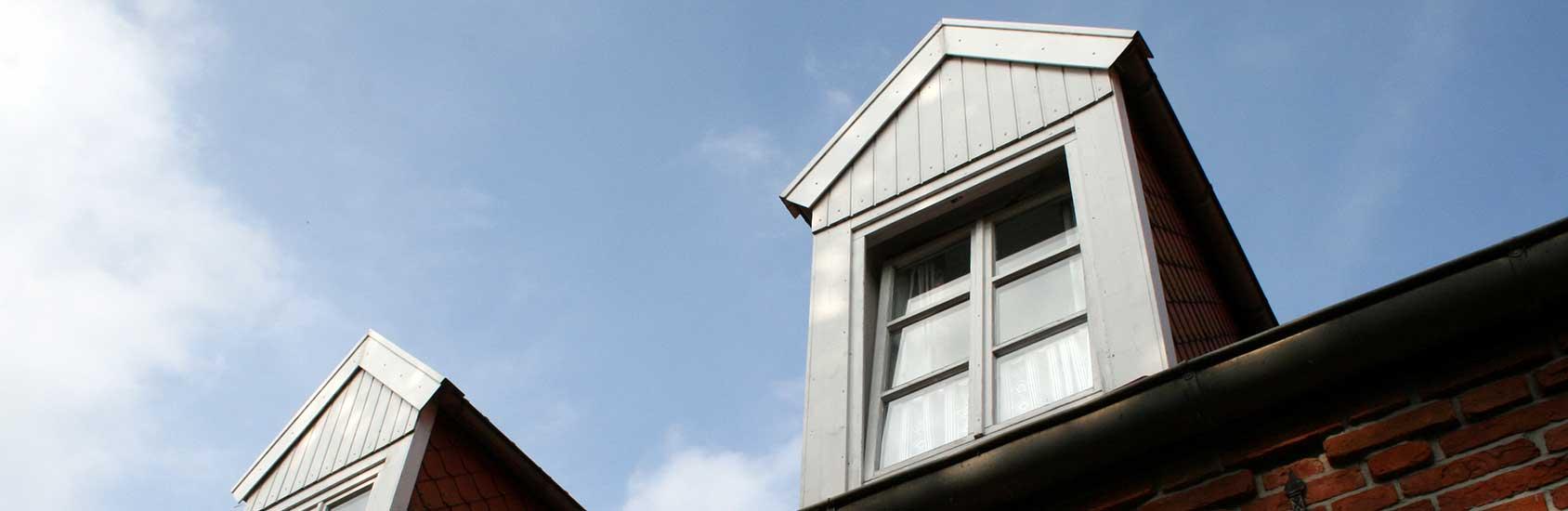 Pfarrhaus Außenansicht